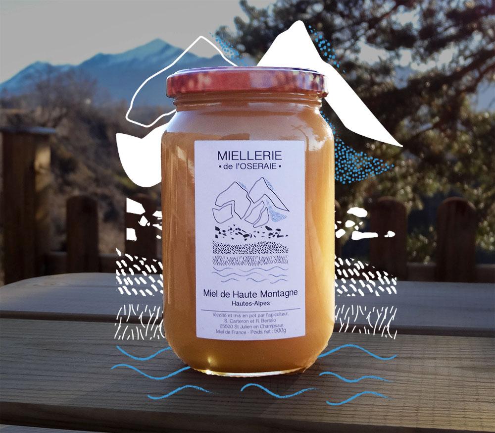 Miel de Haute Montagne